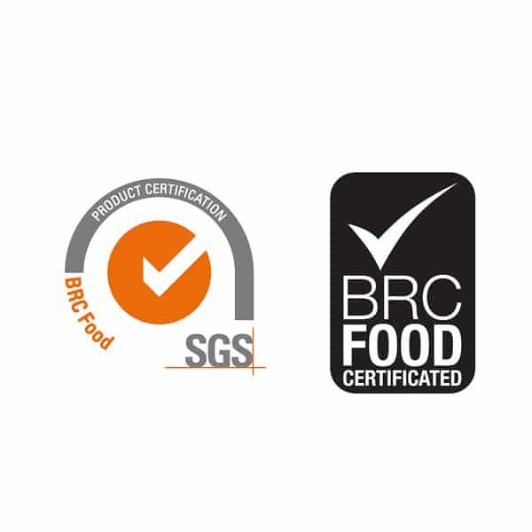 eco fry SGS / BRC food keurmerk