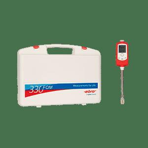 Ebro E330 meetinstrument met koffer