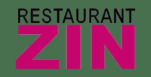 Logo Restaurant Zin