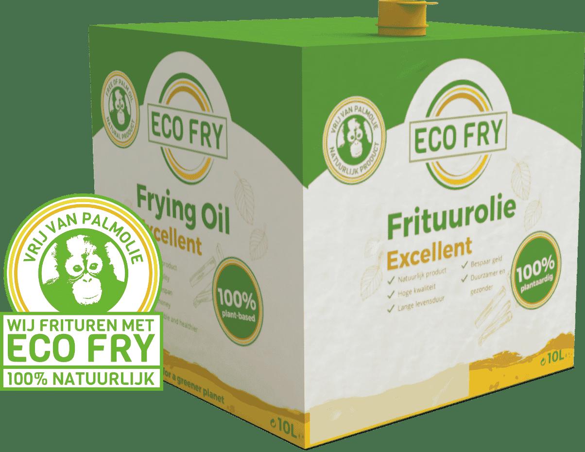ECO FRY excellent frituurolie 15 liter